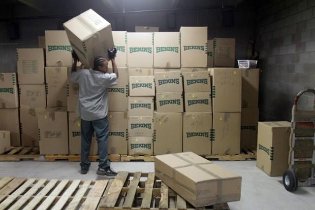 Bekins Storage