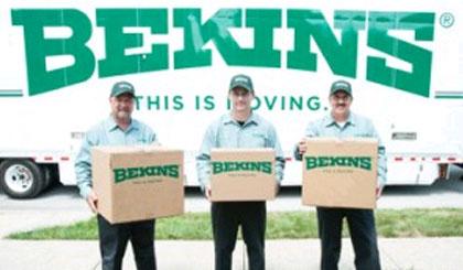 Bekins Moving Dallas Tx